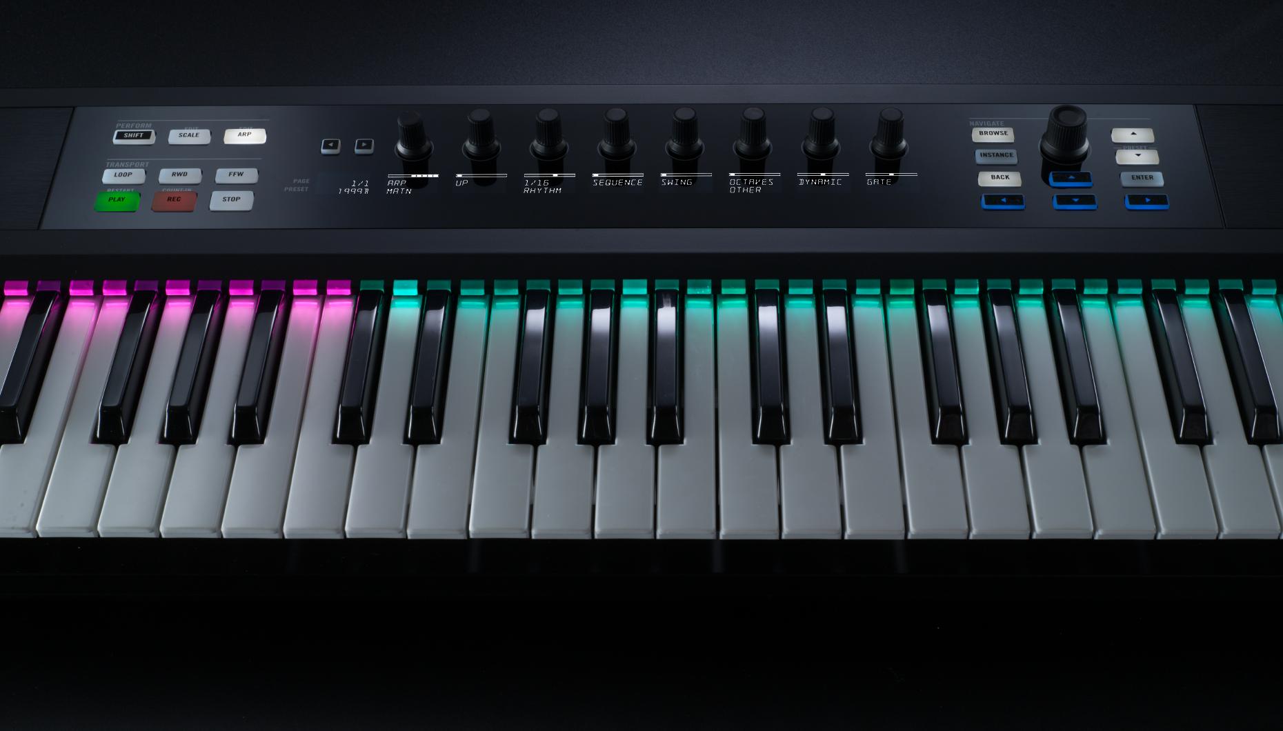 Native Instruments enthüllt die Zukunft der KOMPLETE KONTROL Keyboards