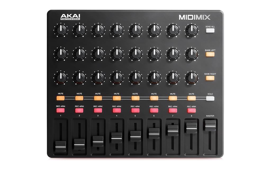 AKAI MIDIMix: tragbarer DAW-Mixer zum Spottpreis