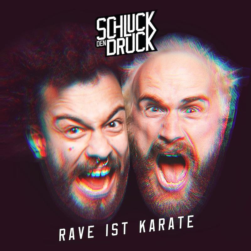 """Kampfsport mit Schluck den Druck: """"Rave ist Karate"""""""