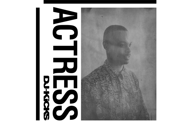 Actress liefert DJ-Kicks
