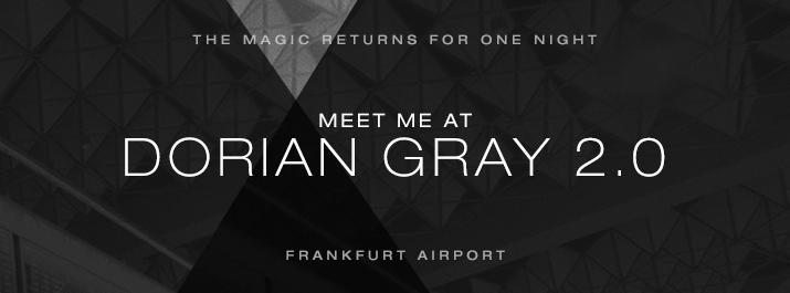 Das Dorian Gray wird reanimiert