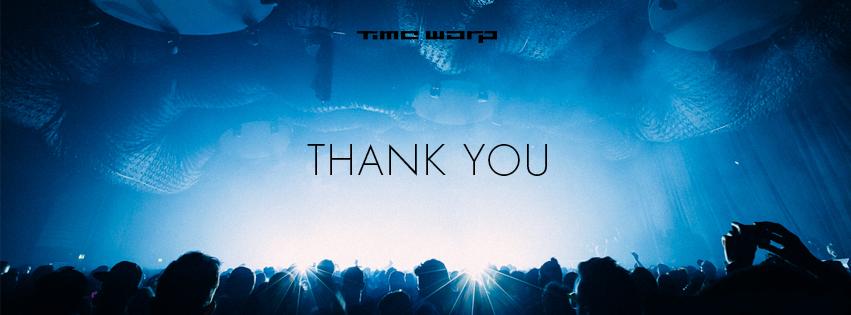 10 Tracks von der Time Warp 2015