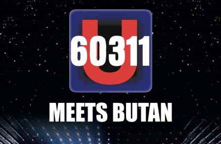U60311 meets Butan