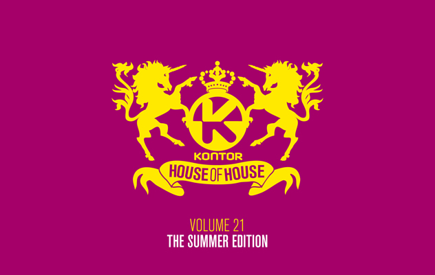 "Kontor präsentiert ""House Of House Vol. 21 – The Summer Edition"""