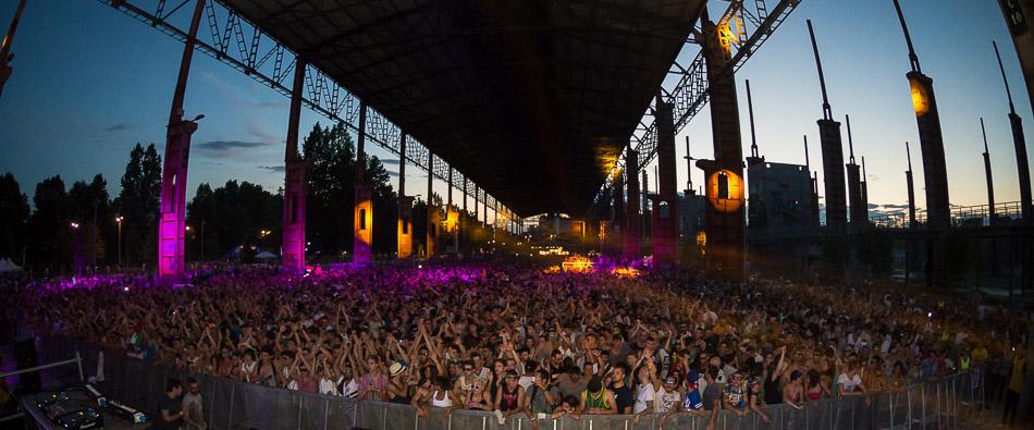 Kappa Futur Festival stellt die ersten Namen vor