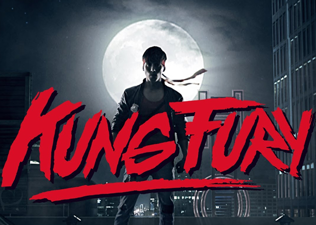 "Trash Galore: ""Kung Fury"" – jetzt auf YouTube!"