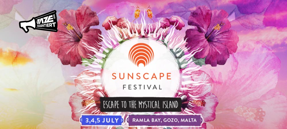 Sunscape Festival – Line-up erweitert