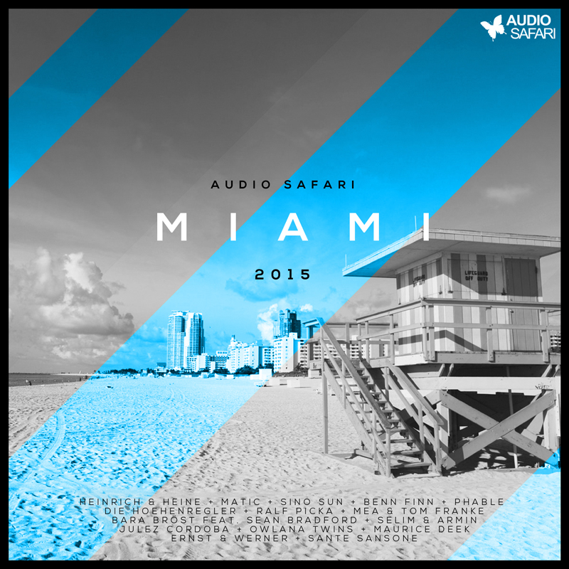 V.A. – Audio Safari Miami 2015 