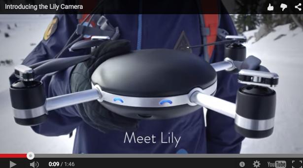 Lily – Die Kamera, die dir folgt …
