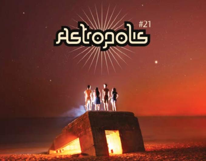 Astropolis – elektronische Klänge in der Bretagne