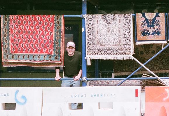 "Nicolas Jaar bietet sein Album ""Pomegranates"" als Gratis-Download an!"