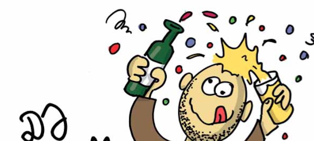 Gubis eher nicht so dolle DJ-Karikaturen: DJ Thomilla