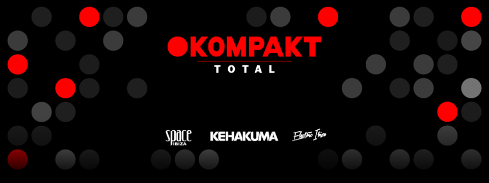 Kompakt Records entert Ibiza – total!