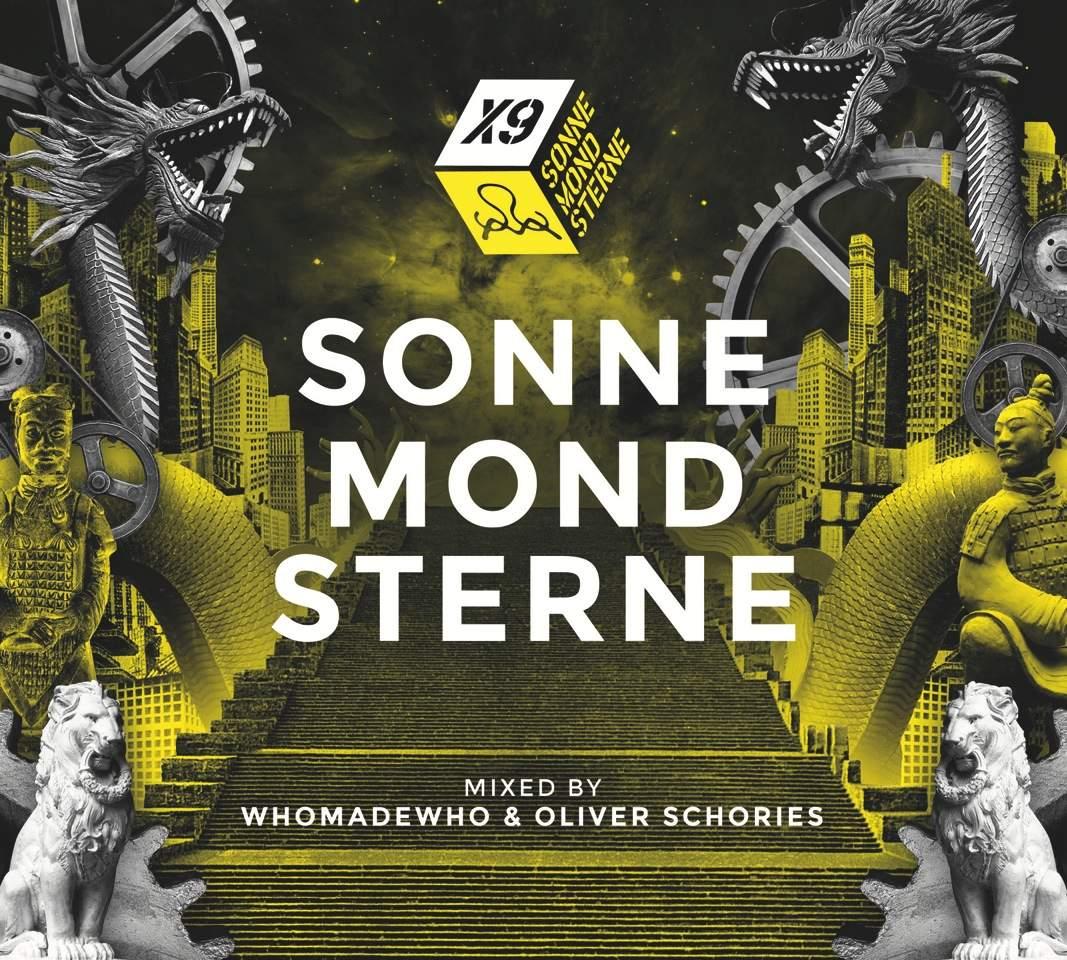 SonneMondSterne X9 – die Compilation zum Festival