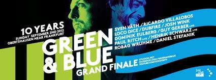 Kommt Green & Blue zurück?