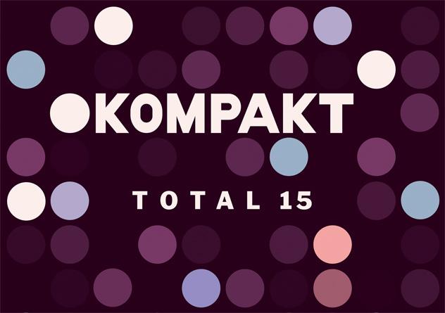"""Kompakt Records geht mit """"Total"""" in die 15. Runde"""