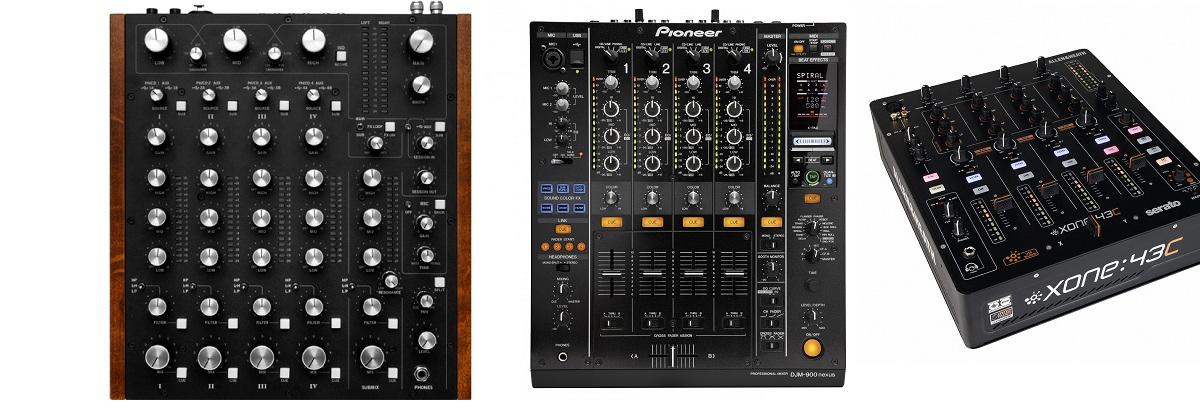 Was kostet aktuell ein professioneller Club-Mixer à la Pioneer DJM 900 Nexus