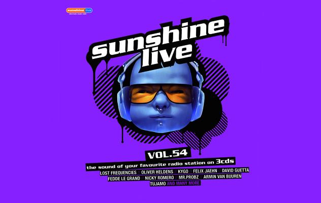 """""""sunshine live Vol. 54"""" – das Wunder der Beats"""