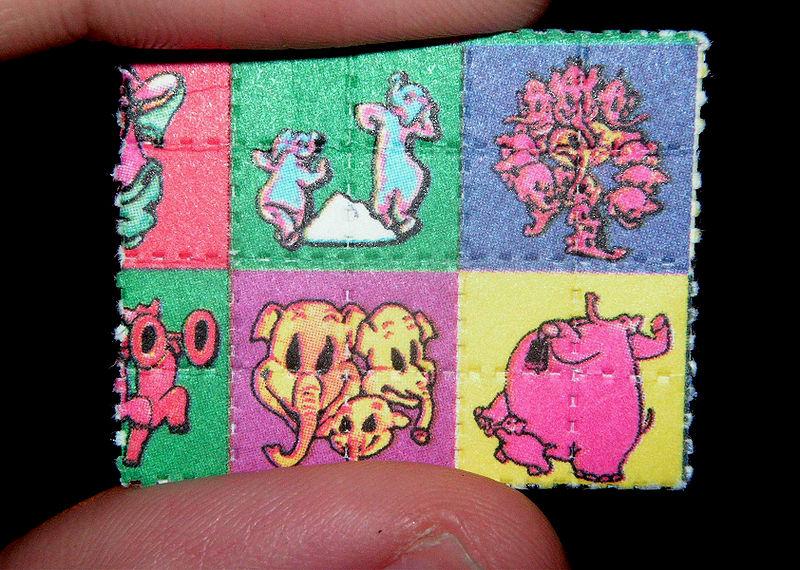 Das ist LSD
