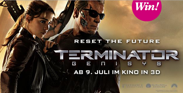 "He's back – ""Terminator: Genisys"""