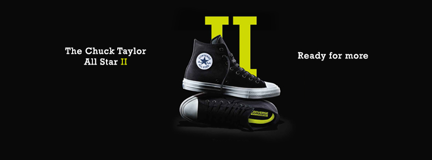 "Converse modifiziert seine Legende ""The Chuck Taylor All Star"""