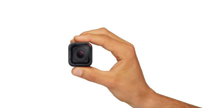 GoPro präsentiert HERO4 Session