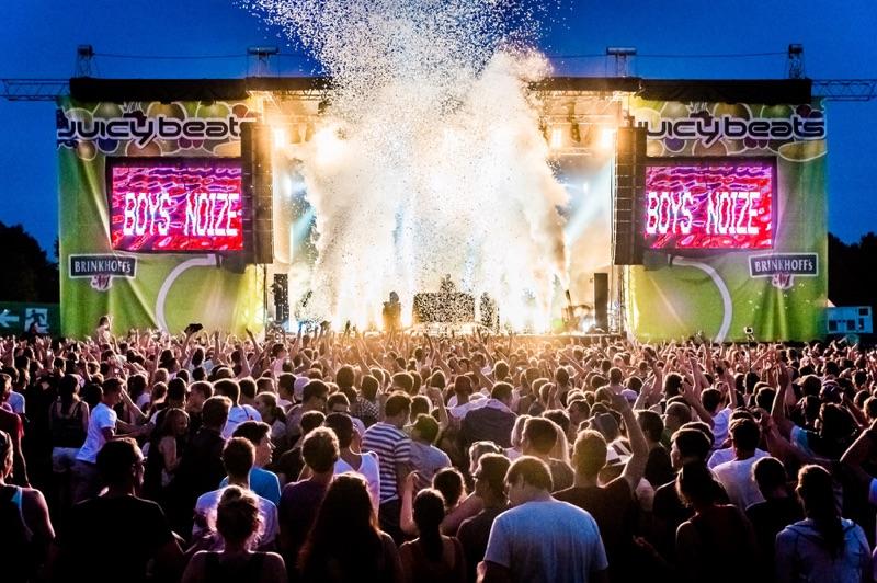Juicy Beats Festival findet 2016 statt