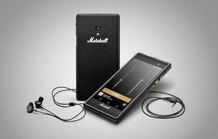 "Marshall Headphones präsentiert eigenes Smartphone ""London"""