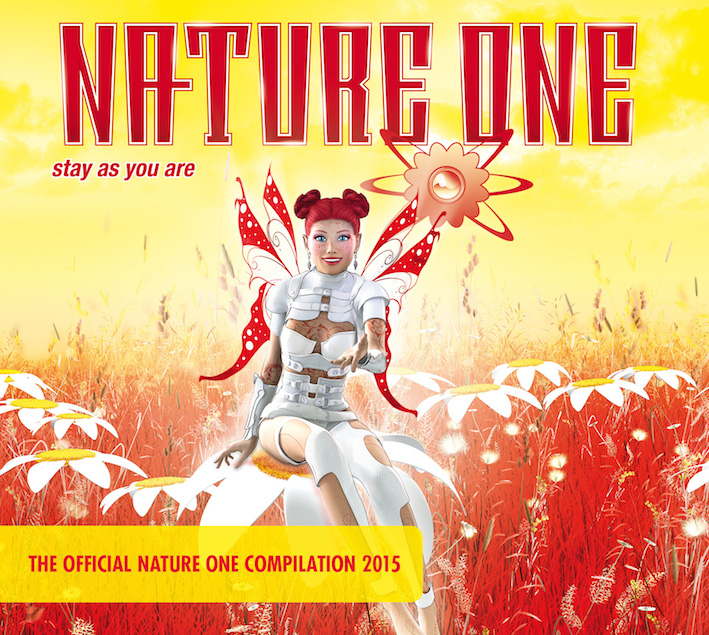 "Die Compilation zum Event: ""NATURE ONE – Stay As You Are"""