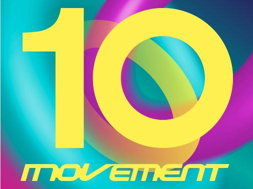 Movement Festival Turin feiert zehnjähriges Jubiläum