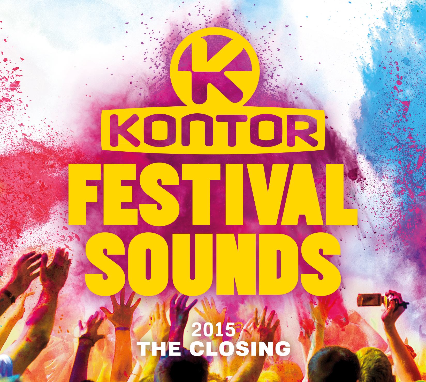 "Kontor Records veröffentlicht ""Festival Sounds 2015 – The Closing"""