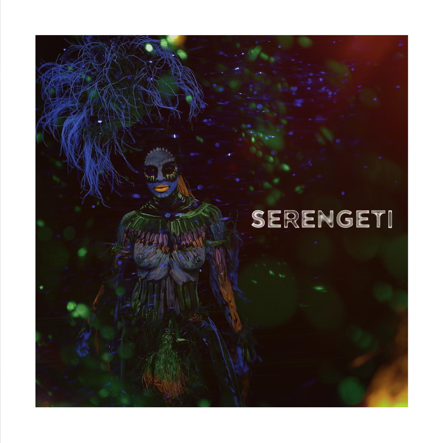 President Bongo – Serengeti (Albumlabel)