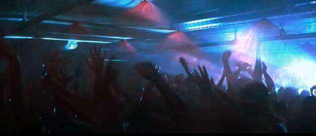 Rave Extrem: Erster 'Blut-Rave' in Amsterdam