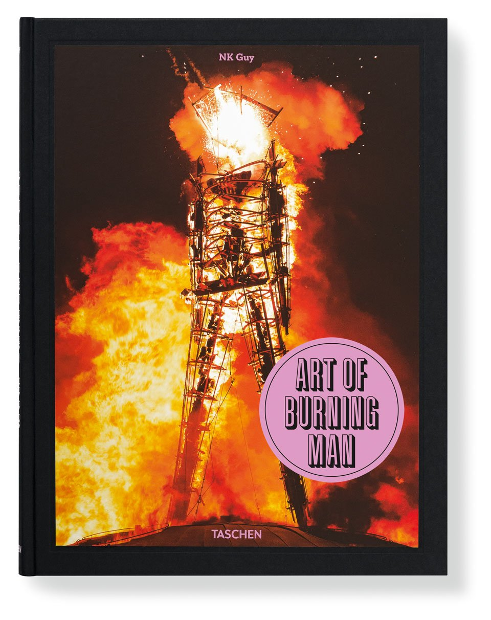 The Art Of Burning Man – Bildband über das Wüstenspektakel