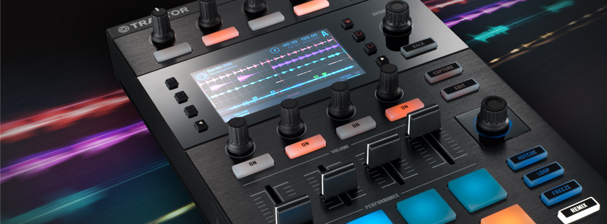 Stems und Traktor 2.9 Released