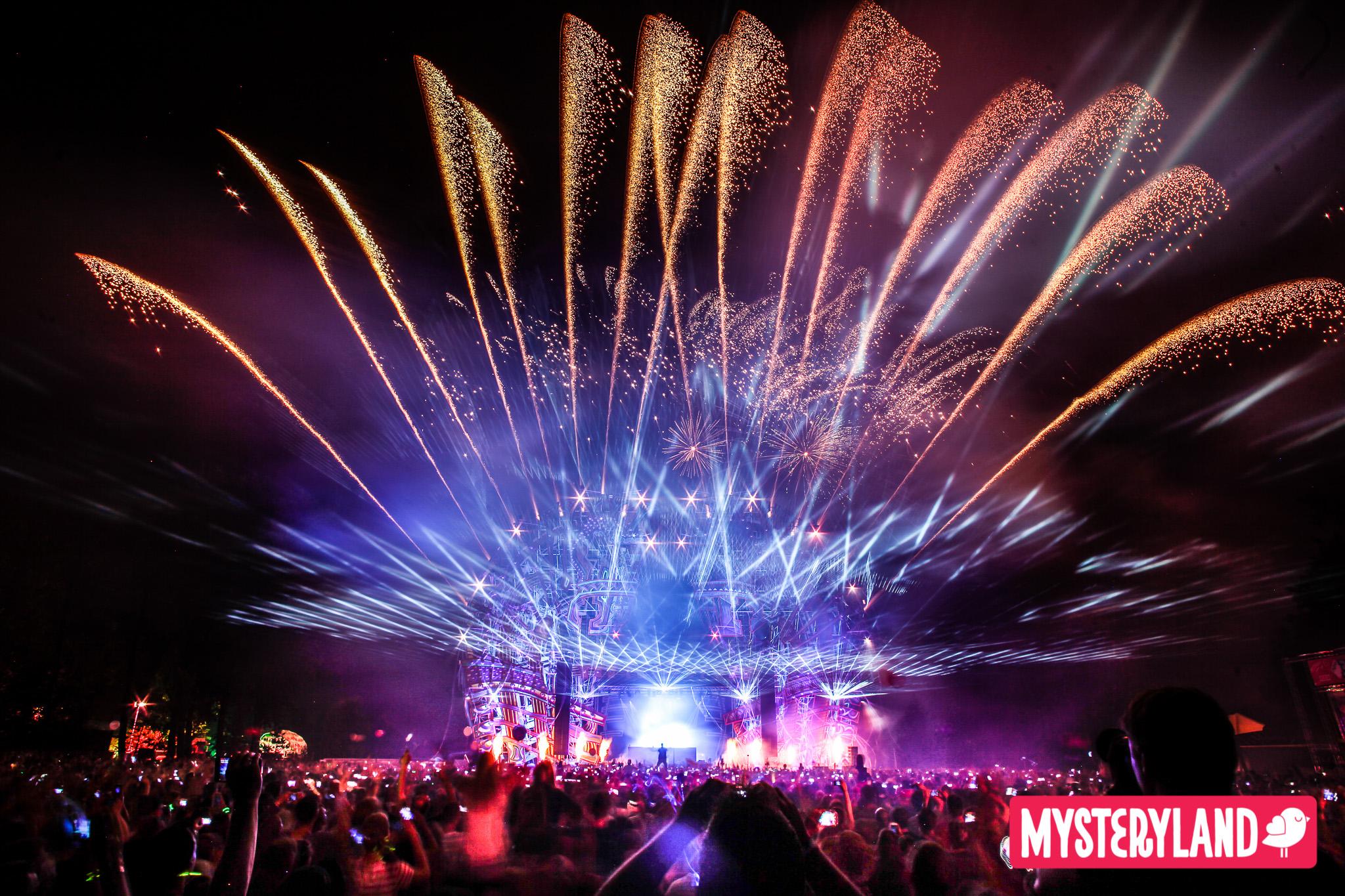Das war das Mysteryland-Festival 2015