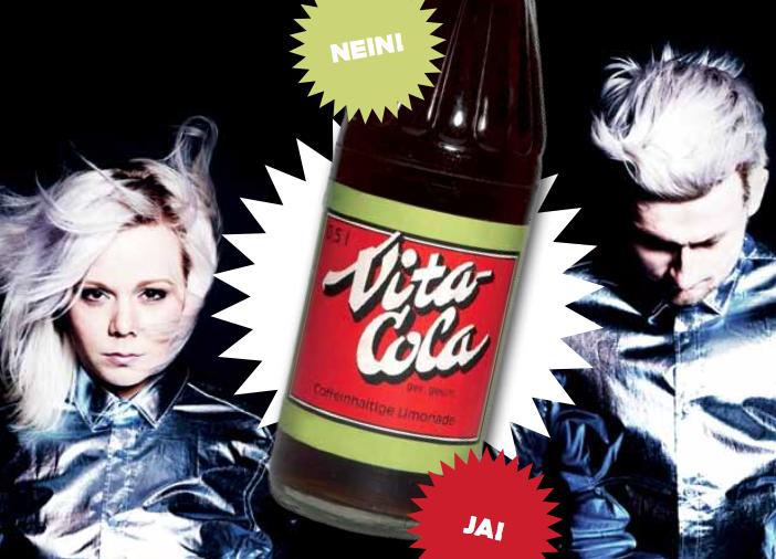 Ostblockschlampen vs. Vita Cola – JA/NEIN