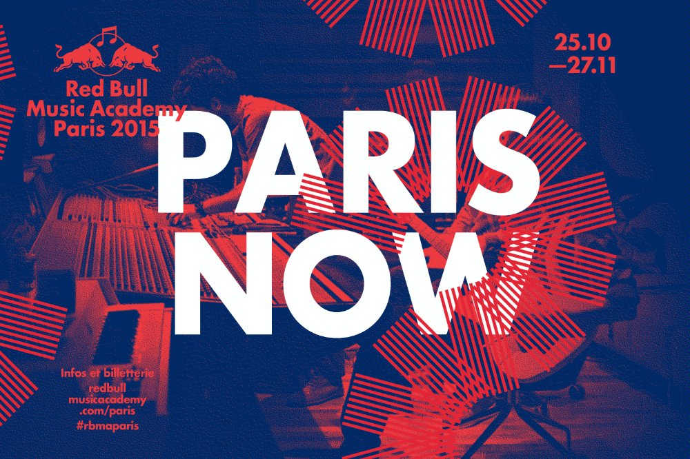 Red Bull Music Academy 2015 – das erwartet euch in Paris