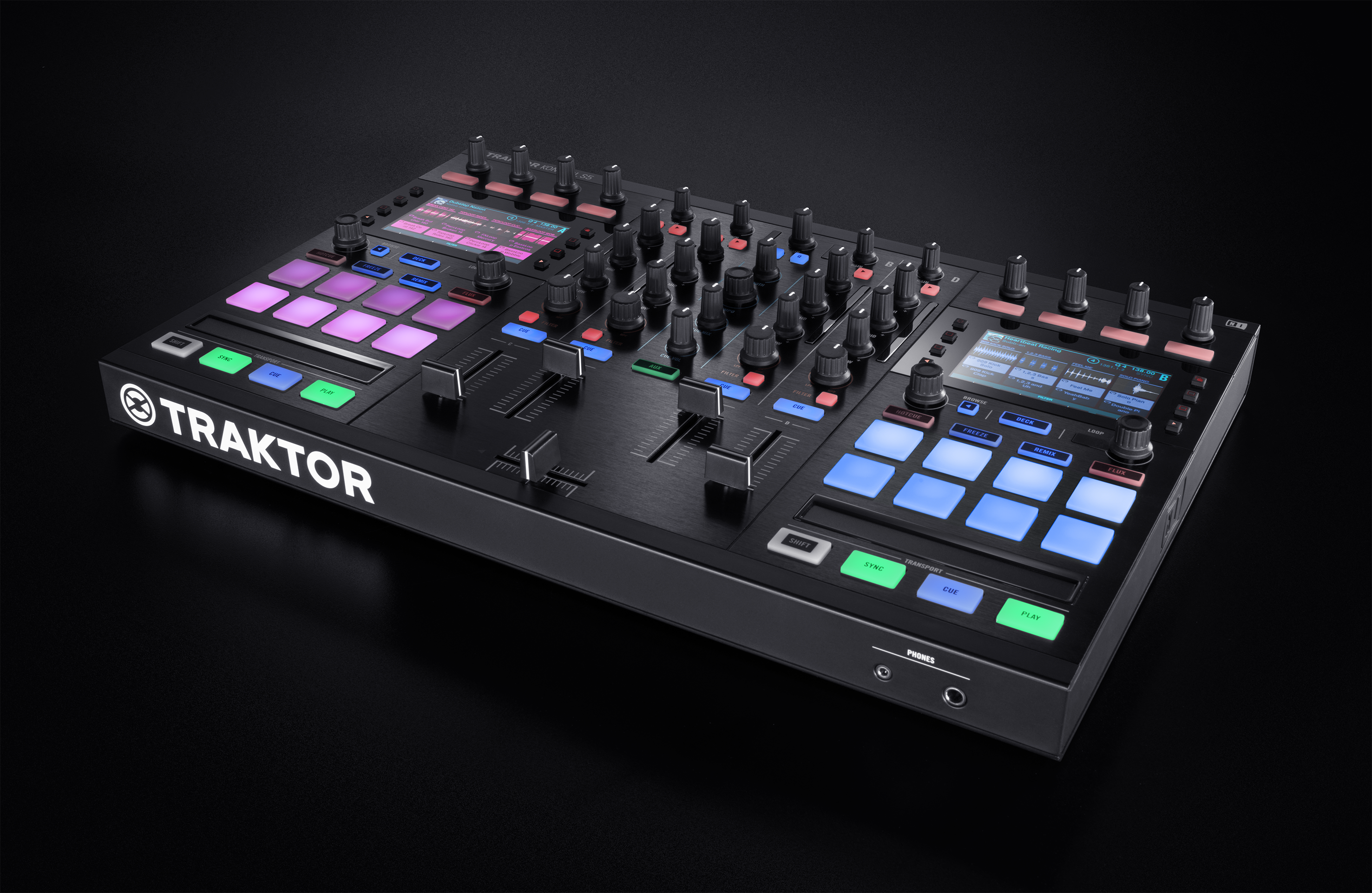 Native Instruments' Kontrol S5 vorgestellt