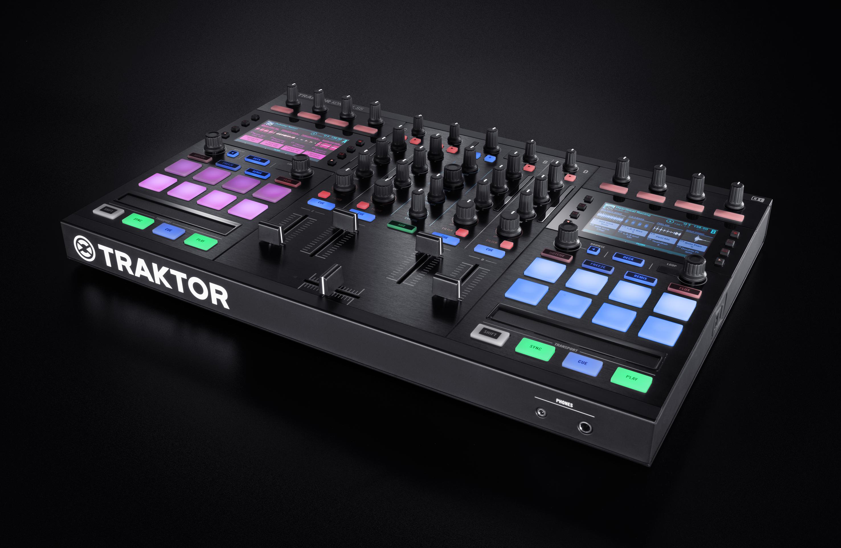 Native Instruments' Kontrol S5 vorgestellt