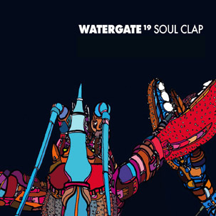 """Soul Clap liefern """"Watergate 19"""""""