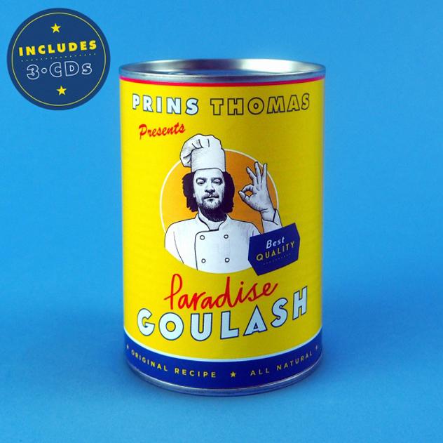 """Chef de cuisine Prins Thomas serviert uns """"Paradise Goulash"""""""