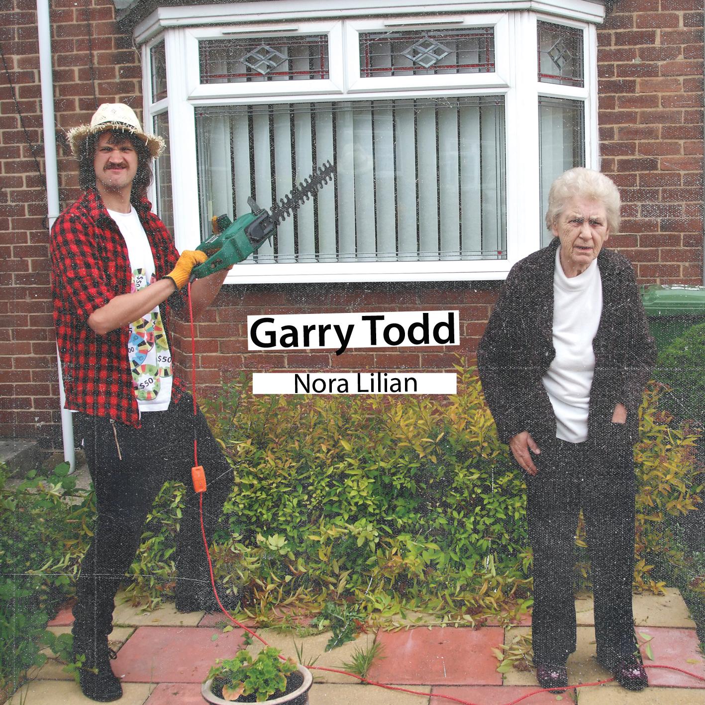 """Garry Todd debütiert mit """"Nora Lillian"""""""