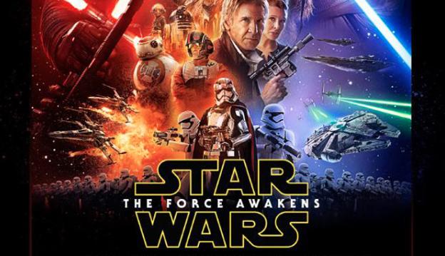 """Star Wars """"Das Erwachen der Macht"""": Ticketvorverkauf & offizielles Filmplakat"""
