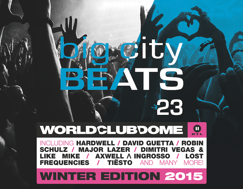 Big City Beats Vol. 23 – WORLD CLUB DOME Winter Edition