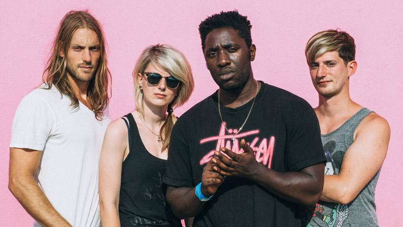 """Bloc Party sind wieder da – neues Album """"Hymns"""""""