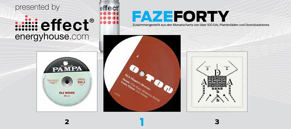 FAZE FORTY Oktober 2015