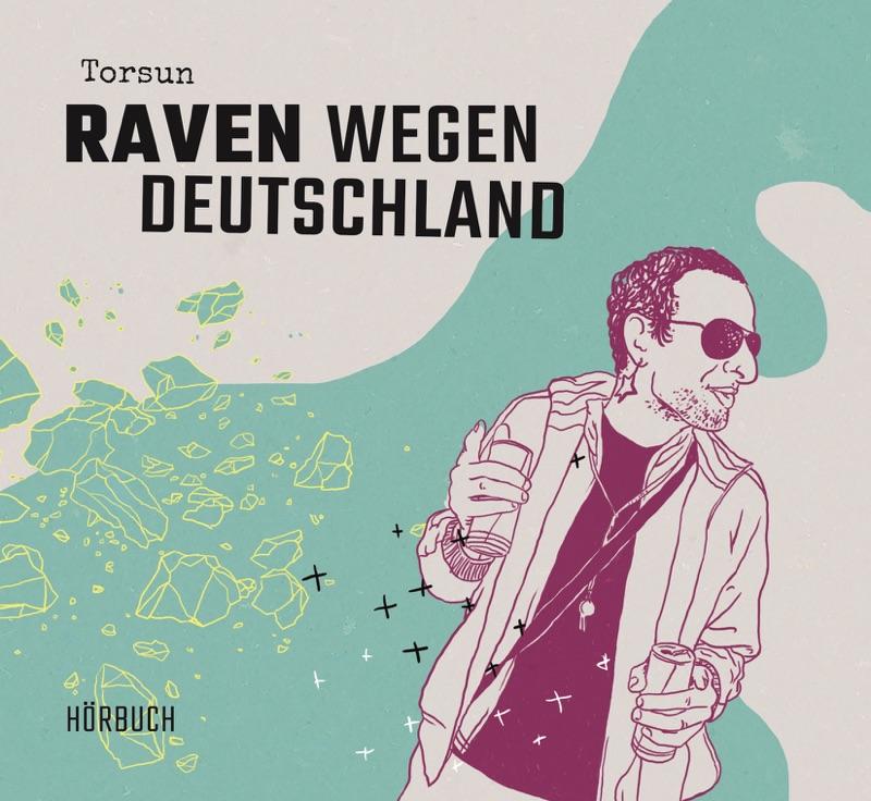 """""""Raven wegen Deutschland"""" – jetzt auch als Hörbuch"""