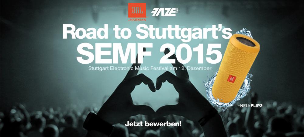 SEMF 2015 – Ihr wollt neben Len Faki und Chris Liebing auflegen?