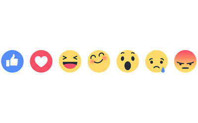 Facebook Reactions – erste Tests starten